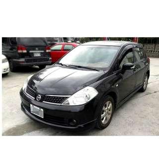 【老頭藏車 】2011 Nissan Tiida『0元就把車貸回家 』『全貸,超貸,免保人』中古 二手 汽車
