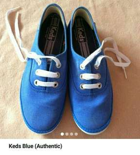 (FREE SF)KEDS SHOES AUTHENTIC