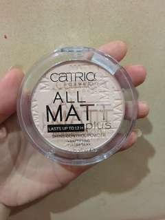 Catrice all matt powder