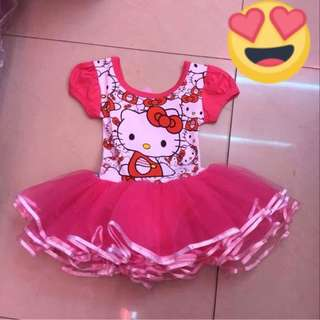 Hello Kitty Tutu Dress Costume
