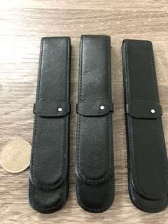 MontBlanc Leather pen case