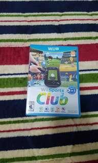 Wii U Wii Sport Club