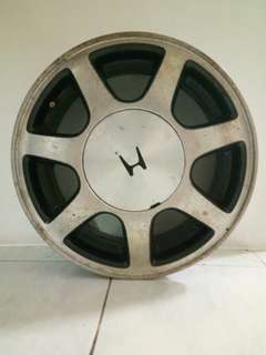 Honda accord OEM rims