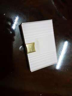 🚚 資生堂 心機粉餅盒