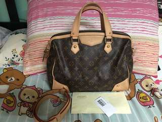 Authentic LV Retiro PM