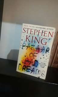 Bazaar of Bad Dreams by Stephen King