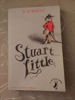 Stuart Little book by E.B White