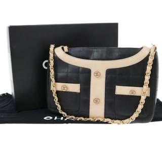 Chanel 衫款chain bag