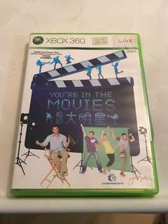 🚚 Xbox 360 game You're In The Movies