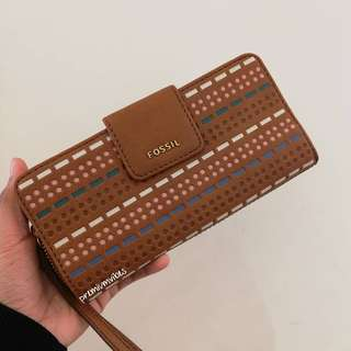 💯 Fossil madison clutch