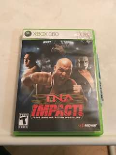 🚚 Xbox 360 Game The Impact !