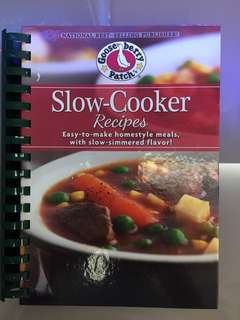 🚚 Slow Cooker Recipes Cookbook