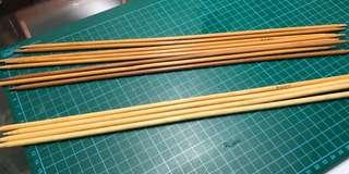 Knitting needle size 5.0mm / 6.0mm