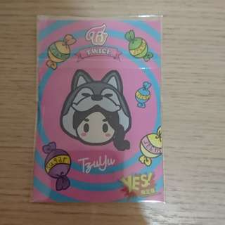 Tzuyu貼紙