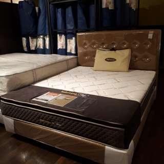 Kredit Bed Set Cellio Matress dan Furniture lainnya Tanpa Kartu Kredit