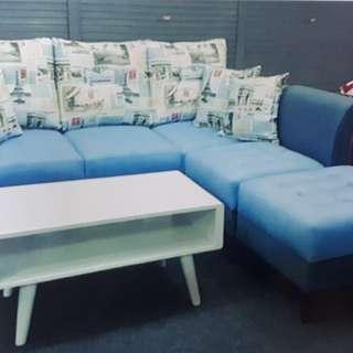Sofa L Putus Kredit Tanpa Dp