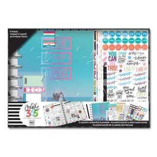The Classic Happy Planner® Box Kit, Fitness