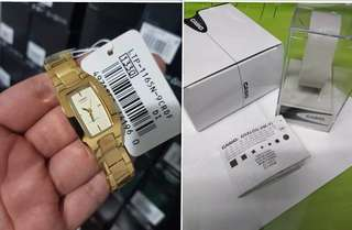 Casio for women original