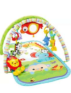 Fisher-Price 3 in 1 activity gym