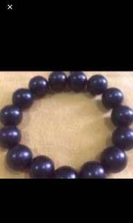 {FS138} Penawar Hitam 14mm bracelet