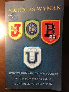 JOB U, how to find wealth&success