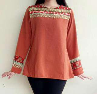 SALE!TOP BROWN
