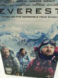 Everest movie DVD