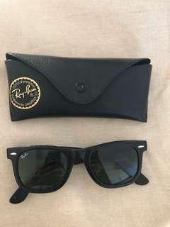 Rayban wayferers authentic sunglasses