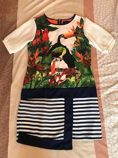 Plains and Prints Curacho dress