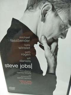 Steve Jobs movie DVD