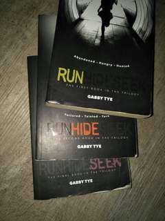 run hide seek & others