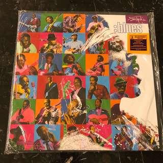 Jimi Hendrix- Blues. Vinyl Lp. New