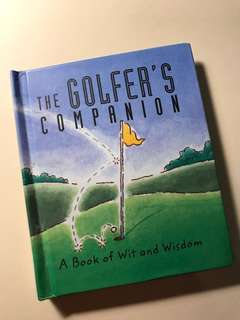 the golfers companion