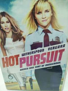 Hot pursuit movie DVD