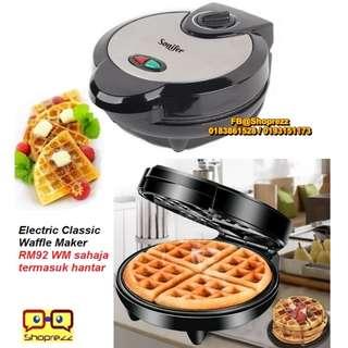 Electric Classic Waffle Maker