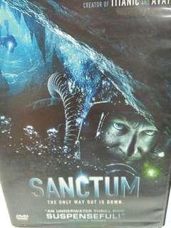 Sanctum movie DVD