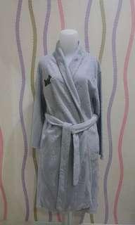 Grey Bathrobe