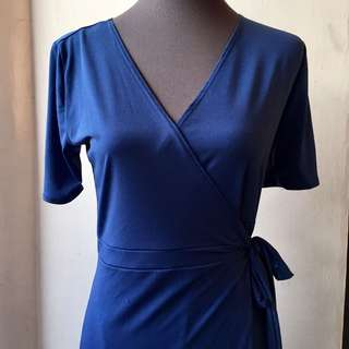 Wrap Dress(S-M)