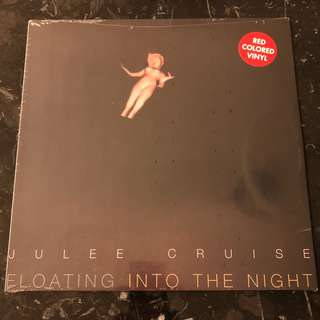 Julee Cruise - Floating into the night. Vinyl Lp. New