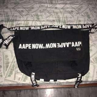 AAPE sling bag