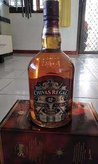 [ALCOHOLIC] CHIVAS REGAL 1L