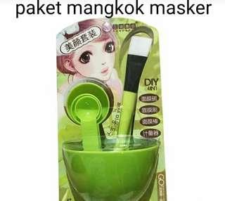 Mangkok masker