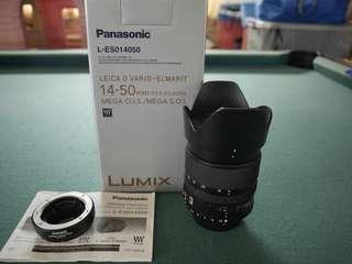 Leica D Vario-Elmarit 14-50mm 2.8-3.5/ ASPH MEGA O.I.S.