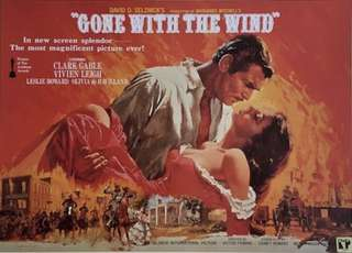Rare Puzzles - Gone with the Wind 亂世佳人
