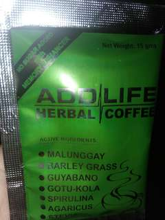 ADD LIFE HERBAL COFFEE