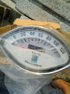 Speedometer vespa tua