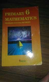 P1 to P6 problem solving methods book