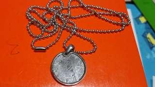 Meterorite pendant