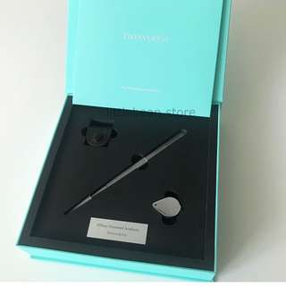 【Tiffany & Co.】Tiffany Diamond Academy gift set