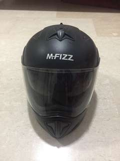 MFIZZ Full Face Helmet